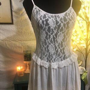 Vintage Victoria's Secret Nightgown Slip 🖤
